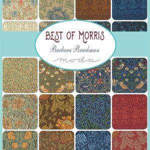 Best of Morris Barbara Brackman